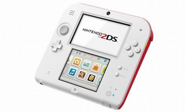 Nintendo 2DS'yi test ettik!