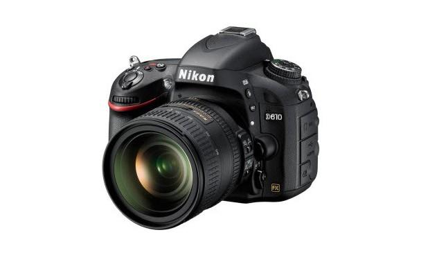 Nikon'un yeni DSLR'si D610'u test ettik!