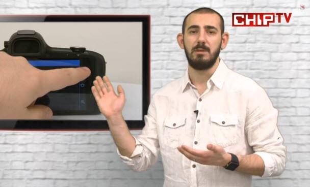 Samsung Galaxy NX kamera incelemede!