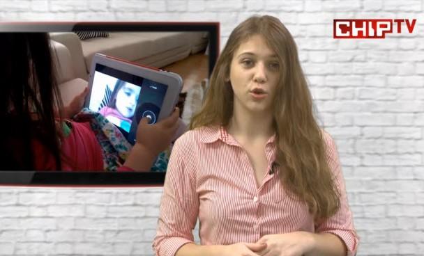 Çocuklara özel tablet testte!
