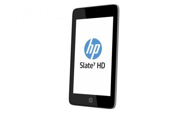 HP Slate 7 HD tablet testte!