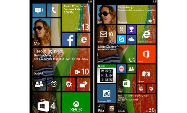 Windows Phone 8.1'i inceledik!