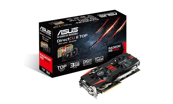 Asus Radeon R9 280 DirectCU II TOP testte!