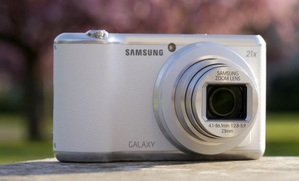 Samsung Galaxy Camera 2 incelemede!