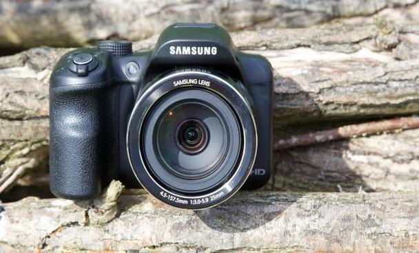 Samsung WB1100F'i inceledik.