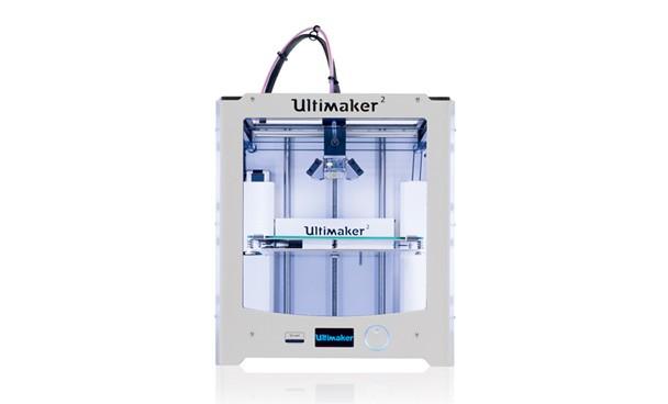 Ultimaker 2 3D yazıcıyı inceliyoruz.