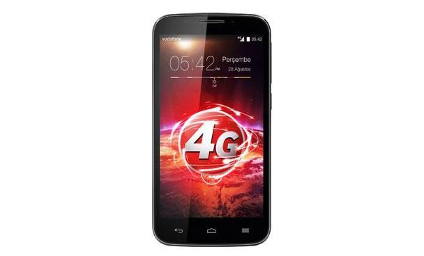 4G'li cep Smart 4 power testte!