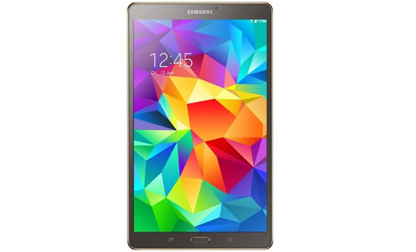 Samsung Galaxy Tab S 8.4 16 GB LTE testte!