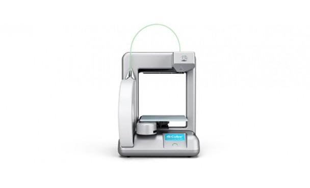 3D yazıcı Cube 2 testte!