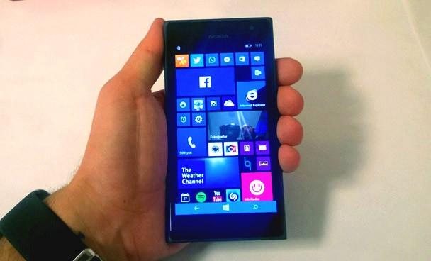 Lumia 735'i mercek altına aldık!