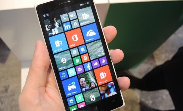 Nokia Lumia 830 testte!