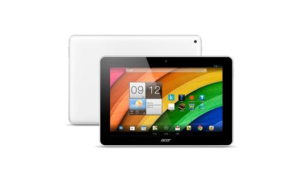 10 inçlik tablet Iconia Tab bizlerle...