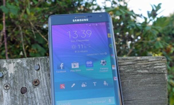 Galaxy Note Edge detaylı testte!