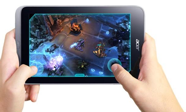Iconia W4 tableti inceliyoruz.