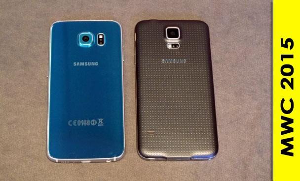 Galaxy S6, Galaxy S5'e karşı!