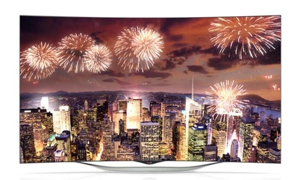 LG 55EC930V Kavisli OLED TV testte!