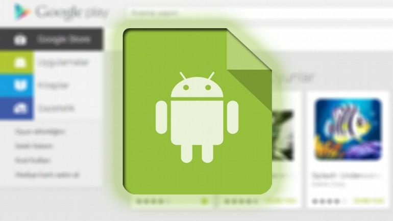 APK'ları Google Play'den indirmenin yolu!