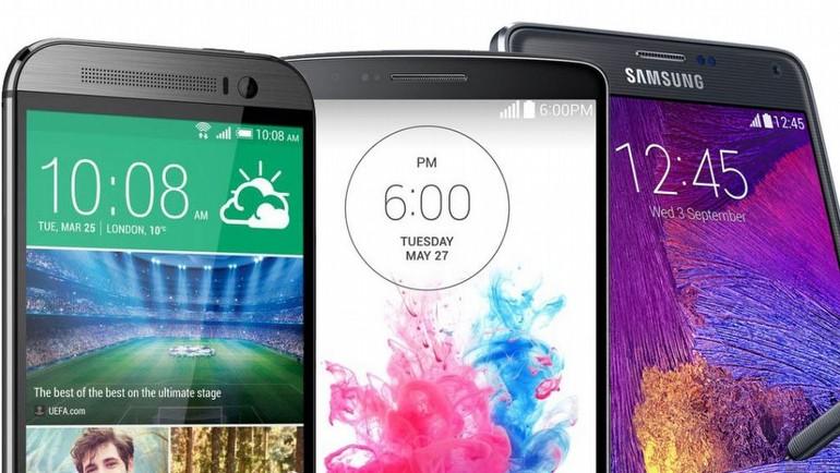 Piyasanın en iyi 10 Android telefonu