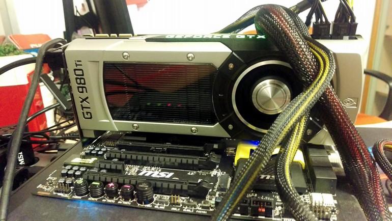 Nvidia GeForce GTX 980 Ti testte!