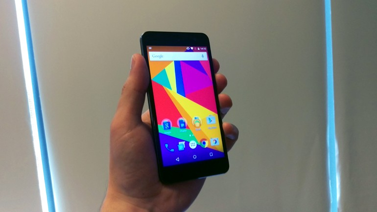 Android One'lı General Mobile 4G testte!