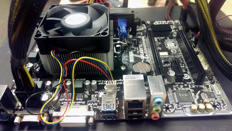 AMD A8-7650K testte!