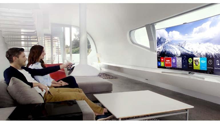 """Samsung 65"""" SUHD TV testte!"""