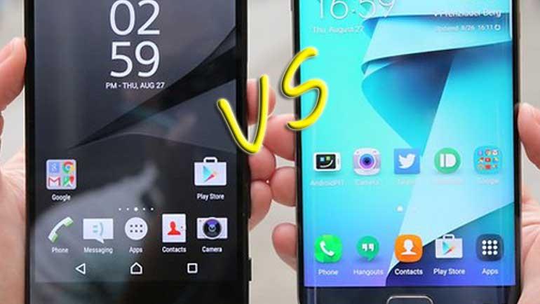 Xperia Z5 Premium vs. Galaxy S6 Edge+