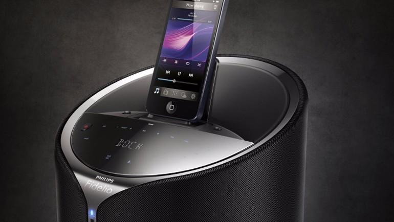 iPhone ve iPod için ses sistemi testte!