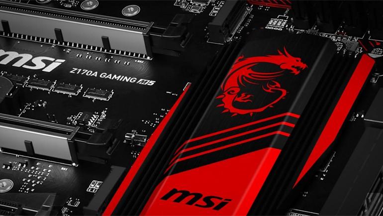 MSI Z170A GAMING M5 testte!