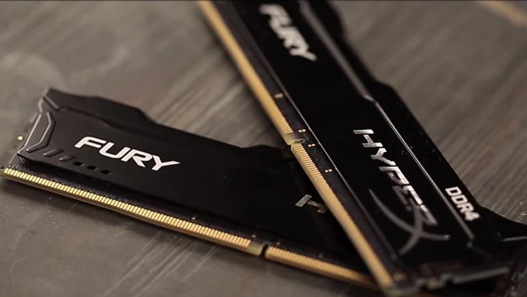 Fury DDR4 iyi bir seçim mi? İşte cevabı...