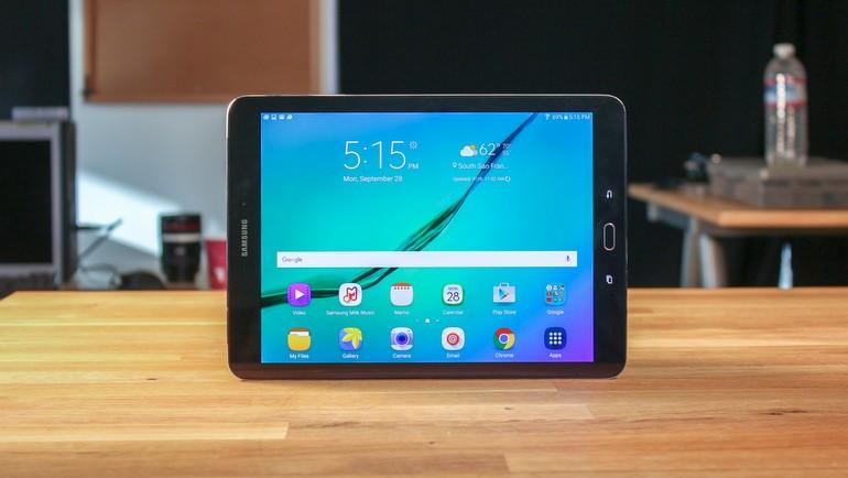 Galaxy Tab S2, detaylı testte!