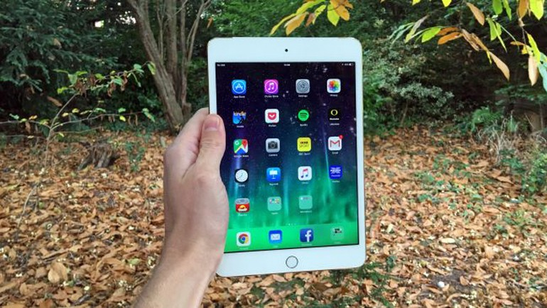 Apple iPad mini 4 testte!