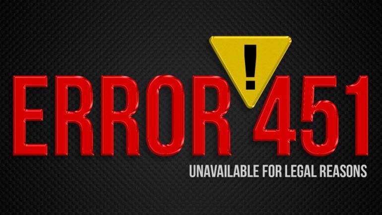 451 hatası nedir, işe yarayacak mı?