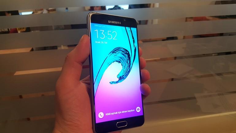Samsung Galaxy A7 (2016) testte!