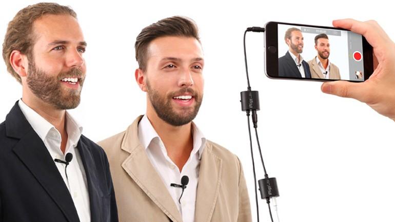 iRig Mic Lav: YouTuber'lara iyi gelecek