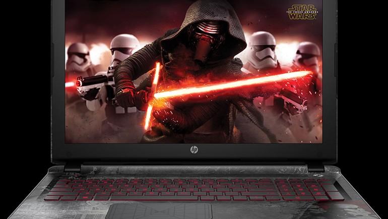 Karanlık Taraf için hazırlanan laptop testte!
