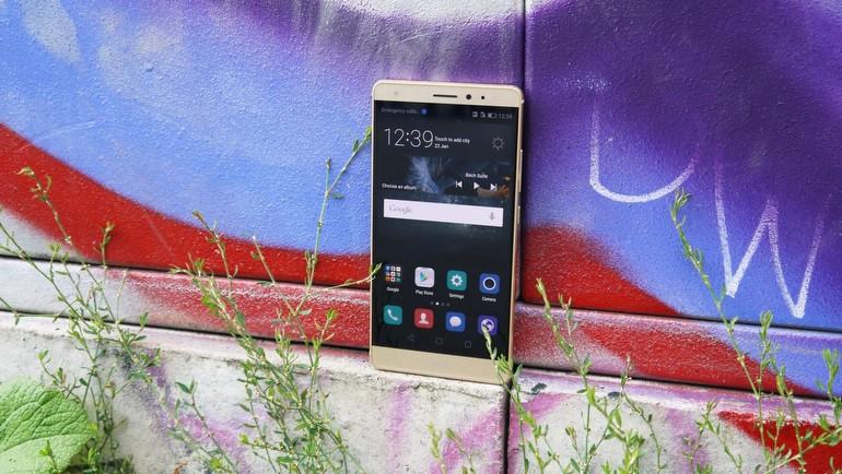 """Huawei'nin """"Force Touch'lı"""" cebi testte!"""