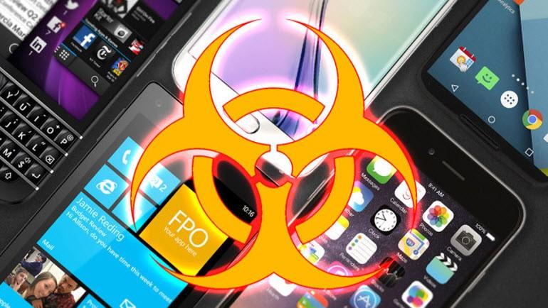 Telefonda antivirüse gerek var mı?