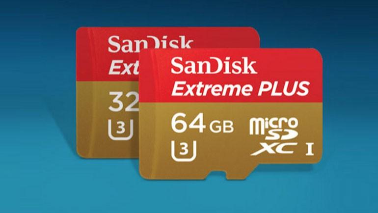 microSD kart arayanların dikkatini çekebilir
