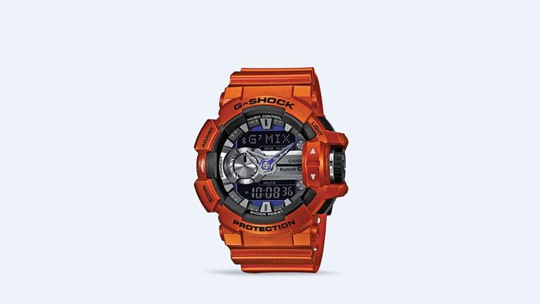 G-Shock G'MIX saati kolumuza taktık