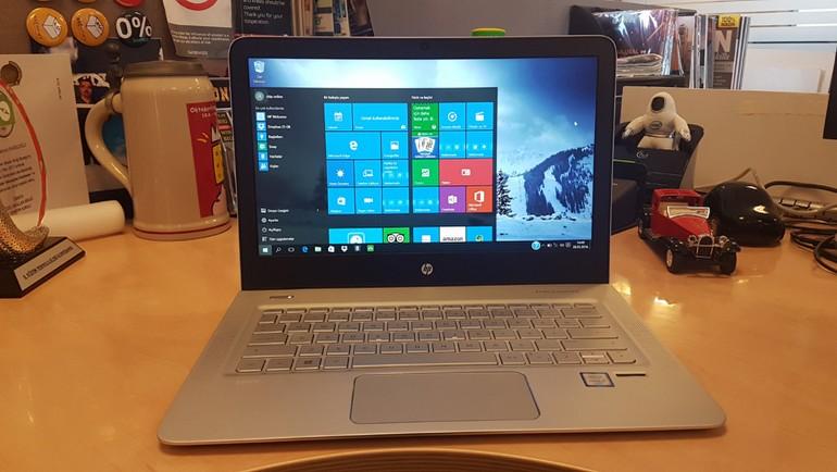 İnce ve hafif laptop HP ENVY 13 testte!