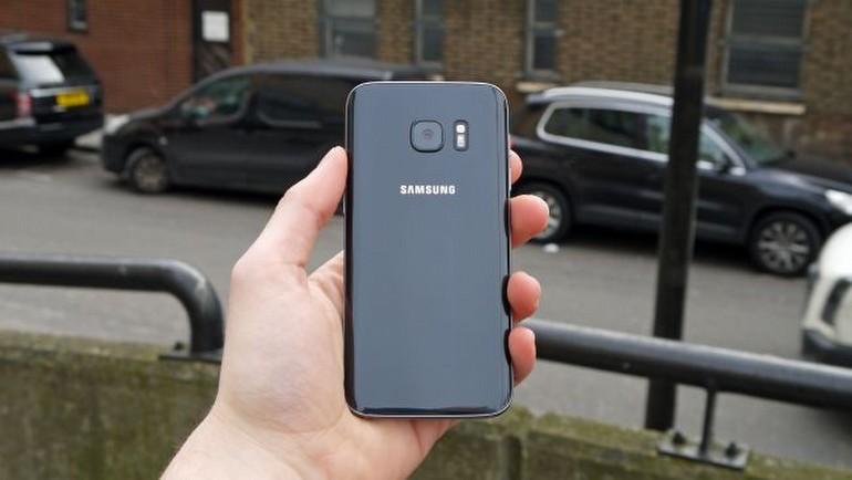 Samsung Galaxy S7 testte!