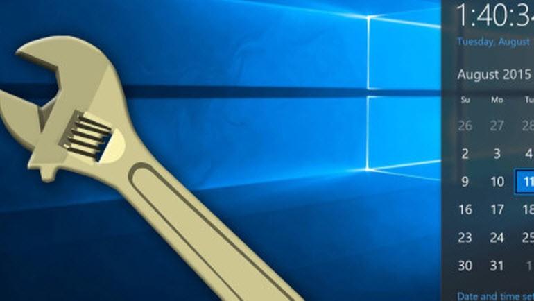 Windows 10 sorunlarını çözen 5 ücretsiz araç!