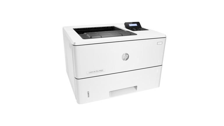 HP Laserjet Pro M501'i inceliyoruz