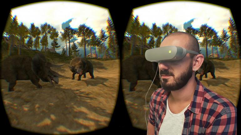 360 VR'la sanal dünyaya dalıyoruz