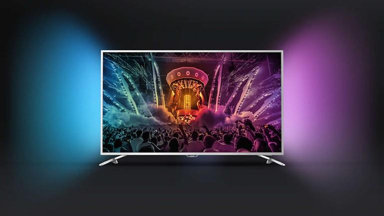 Philips'in 2016 Android TV'sini inceledik