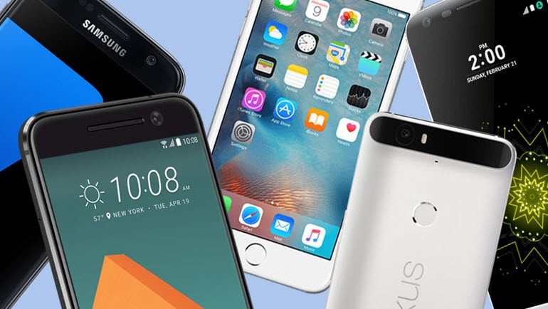 2016'nın en iyi 10 telefonu!