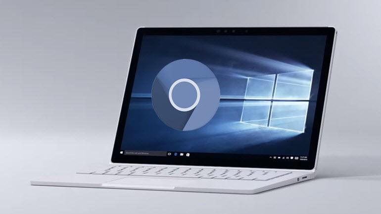 Windows PC'ye Chrome OS nasıl yüklenir?