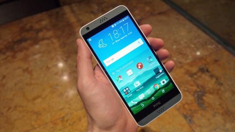 HTC Desire 530'u inceliyoruz