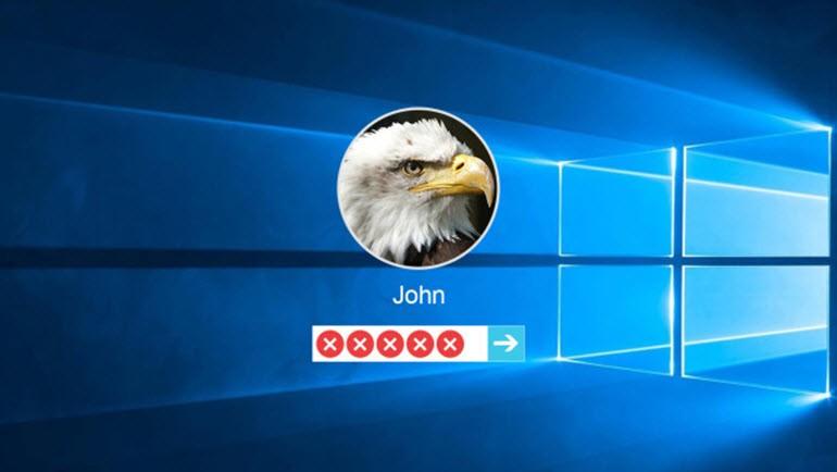 Windows 10 parolası nasıl sıfırlanır?